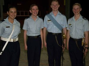 Air cadets shine in Townsville