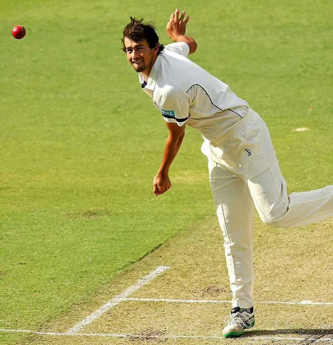 IN THE MIX: Ashton Agar is in line for a recall for next week's Test match at the SCG.