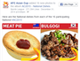 AFC Asian Cup choose meat pie as Australia's national dish