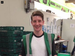 Man finishes off year of good deeds by giving away £365