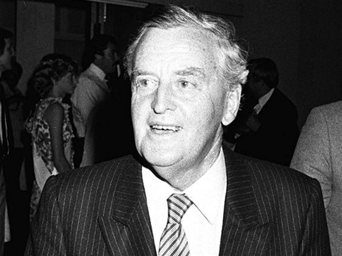 Former Queensland Premier Sir Joh Bjelke-Petersen: famous for 'don't you worry about that'.