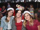CAROLS CANCELLED: The Hervey Bay RSL Christmas Carols concert has been cancelled.  Hervey Bay girls (L) Bec Jones, Chantelle Shelton and Kezia Mitchell pictured at a past Hervey Bay Christmas Carols concert.