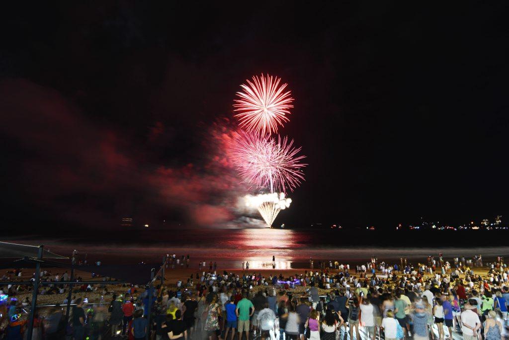 Mooloolaba New Years Eve, December 31, 2014. Photo Patrick Woods / Sunshine Coast Daily