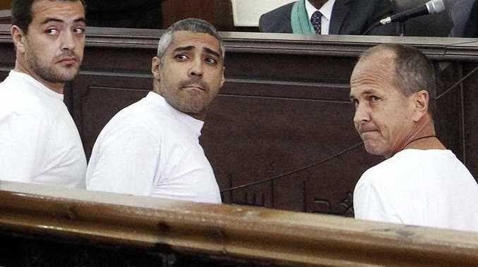 An appeals court in Egypt on Thursday, Jan. 1, 2015 has ordered a retrial in the case of the three imprisoned Al-Jazeera English journalists.
