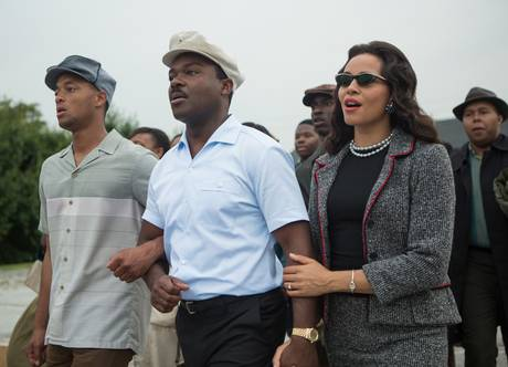 Martin Luther King biopic Selma