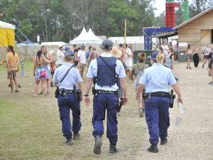 Police investigating alleged rape at Falls Festival