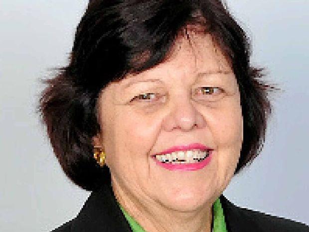 Mayor Gail Sellers