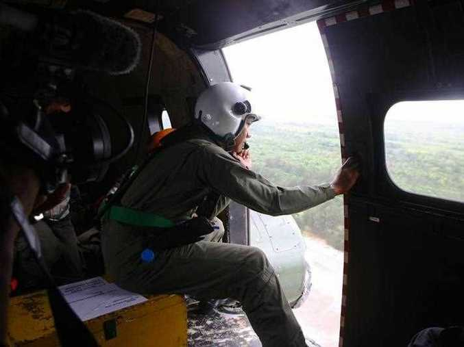 Recovery teams have found two big parts of AirAsia Flight 8501, which crashed into the sea last weekend with 162 people on board, Indonesia's top search official said on January 3.