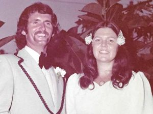 Gladstone mayor celebrates 40th wedding anniversary