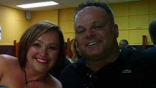 Marty Gutzler, 48, and his wife Kimberly Gutzler, 46, died in the crash. Photo: Facebook