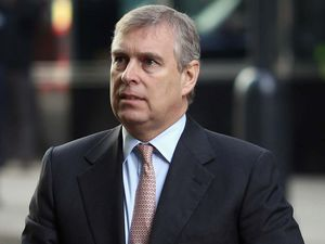 Prince Andrew's alleged sex slave publishes diary