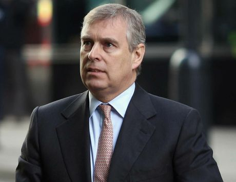 Prince Andrew has been told to do