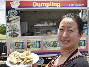 Special sauce the secret to dumpling van success