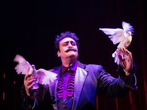 The Illusionists 1903 conjures wonders of magical past
