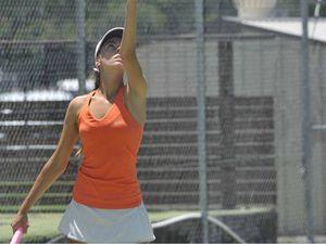 North Coast Tennis Titles underway in Grafton