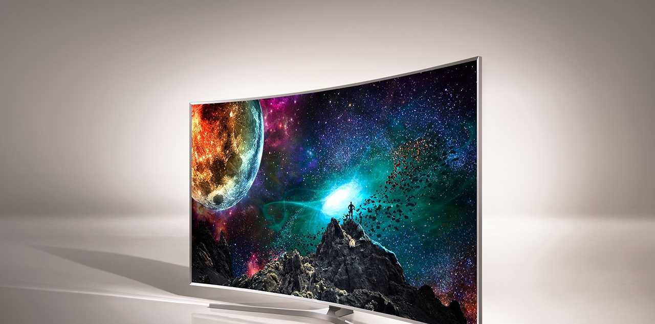 Samsung says they aim to revolutionise the viewing rxperience with innovative new SUHD TV