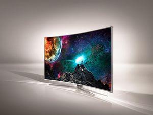 Samsung reveals its new SUHD TVs in Las Vegas