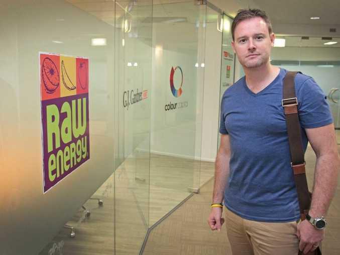 Raw Energy CEO (chief energy officer) Matt Hope.