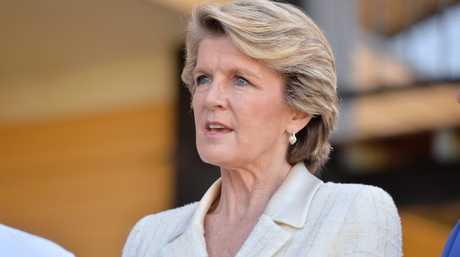 Deputy Liberal Leader Julie Bishop