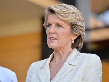 Deputy Liberal Leader Julie Bishop