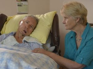 Loving wife's care cut after move to Toowoomba