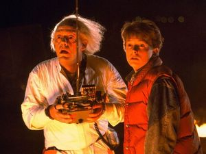 Nike is working on 'Back to the Future' shoes for 2015