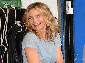 Cameron Diaz 'didn't want to settle'