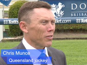 Chris Munce has intent to succeed as a trainer