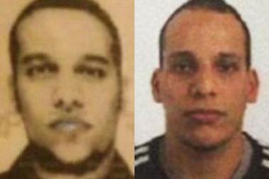 Suspected Paris gunmen, brothers Said Kouachi and Cherif Kouachi