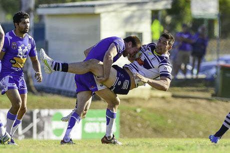 Brothers vs Valleys. A Grade 2014 grand final.
