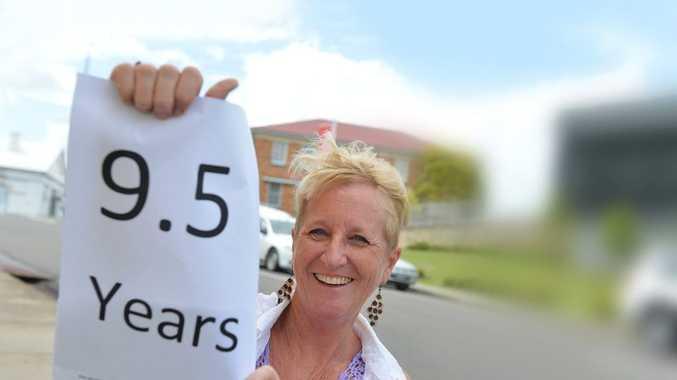 Richelle Menzies has won a 9.5 year battle against Ron Owen for his defamatory comments. Photo: Greg Miller / Gympie Times