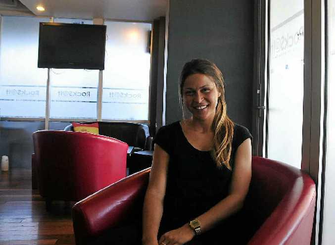 ENJOYING OZ: Marica Nodari is this week's Girl Friday.