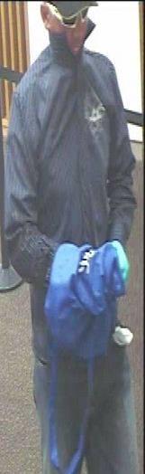 Westpac Stockland Rockhampton robbery cctv