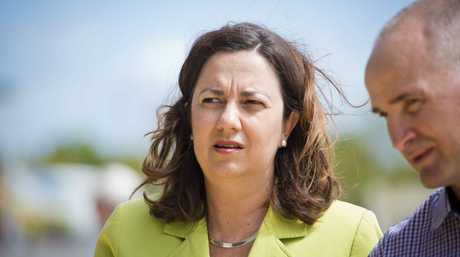 Queensland Labor Opposition Leader Annastacia Palaszczuk