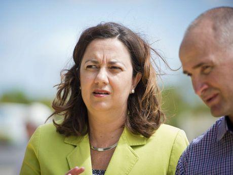 Queensland Labor Opposition Leader Annastacia Palaszczuk