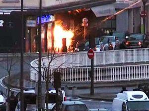 Two sieges explode as Charlie Hebdo gunmen killed in raid