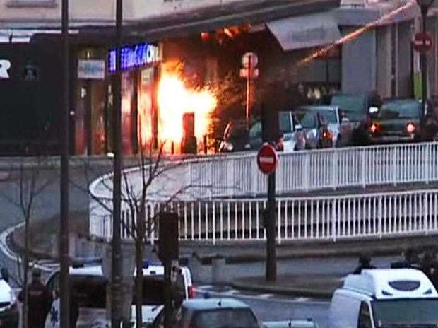 Several hostages were freed after French commandos stormed a Jewish supermarket in eastern Paris where an assailant was holed up on January 9. After several explosions, police stormed the shop in Portes de Vincennes and everal hostages exited the store shortly afterwards and were taken to safety.