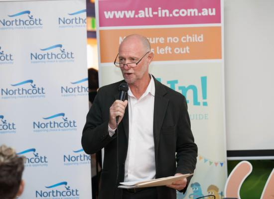 Northcott's support group can lend a helping hand to parents and carers as well as people with special needs.