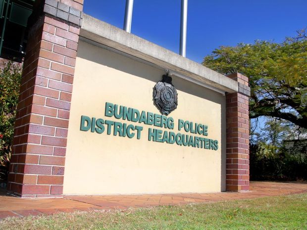 Bundaberg Police Station Photo: Zach Hogg / NewsMail