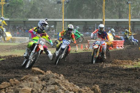Stadium Cross action comes to Echo Valley this weekend.