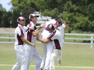 Brothers quick nabs top order hat-trick