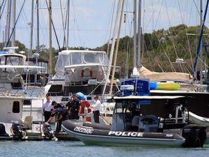 Skipper dies aboard boat moored off Fraser Island