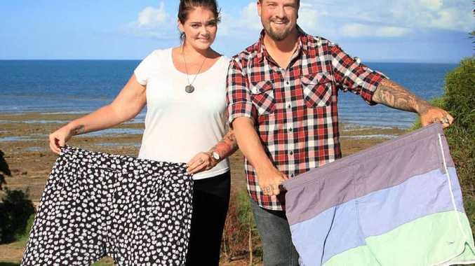 Telaine Feeney and Derek Smith have lost a staggering 100kg between them. Along with this massive achievement, after trying unsuccessfully for four years to have a baby, Telaine is three months pregnant.