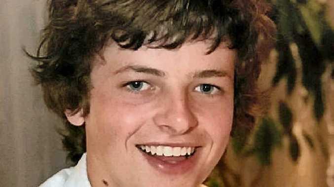 TRAGIC VICTIM: Rueben Barnes, who died in the Rudd government's ill-fated home insulation scheme.