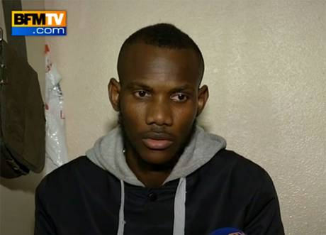 Lassana Bathily has been hailed a hero after his actions during the Hyper Cacher hostage siege