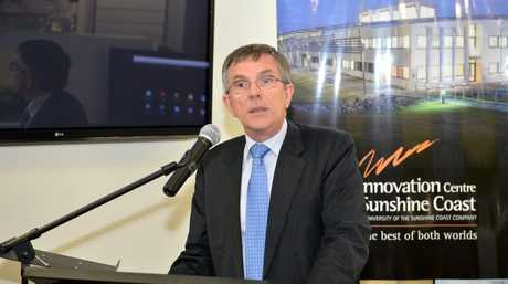 Science Minister Ian Walker.
