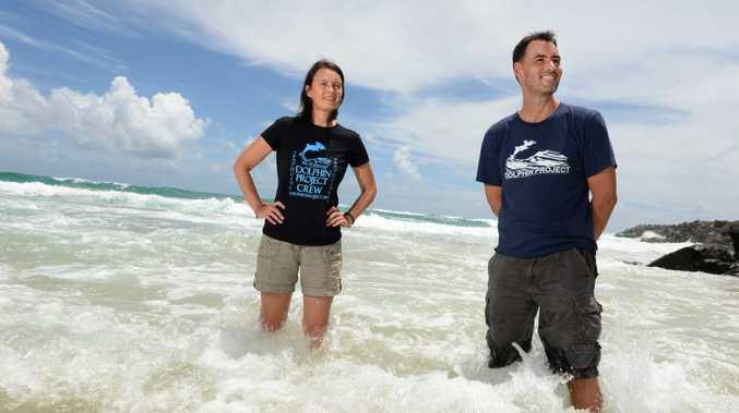 Celi Harper and Huw Roberts opened Gecko school in Phuket. Photo: John Gass / Tweed Daily News