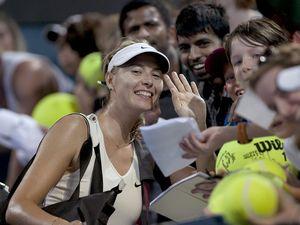 Brisbane International: Tennis passion is an inspiration