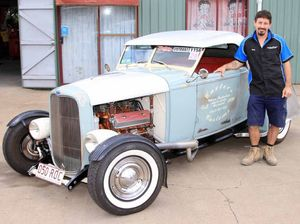 One-of-a-kind Tinana-built roadster among nation's elite