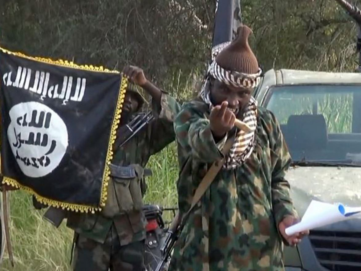 Boko Haram's leader, Abubakar Shekau, appears in a video in which he warns Cameroon it faces the same fate as Nigeria